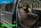 Coverking Solid Realtree Camo Tailored Front Seat Covers For Nissan Titan