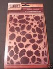 Crafters Companion Pebbles 5 x 7 Embossing Folder cardmaking