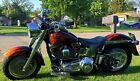 2001 Harley Davidson Softail Fatboy 2001 Harley Davidson Low Miles Lots of Chrome Ready to Ride GO 4 IT