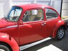 1974 Volkswagen Beetle Classic Leather and fabic classic cars 74 Superbeetle