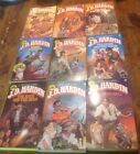 ADULT WESTERNS JD HARDIN LOT of 9 Books