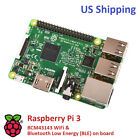Raspberry Pi 3 Model B Quad Core 64 Bit 1GB WIFI Motherboard Computer