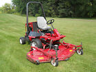 2009 Toro Groundsmaster 345 72 Rotary Mower Rear Discharge 1431 hrs Very Clean