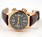Jaeger LeCoultre Master Compressor Automatic 18k Rose Gold Watch 148.2.60