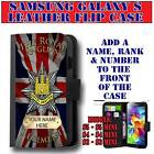 Personalised The Royal Anglian Regiment Rifles Samsung Galaxy S 345 Mini Case