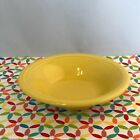 Fiestaware Sunflower Stacking Cereal Bowl Yellow Fiesta Bowl