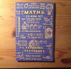 Teaching Textbooks Math 6 CD set with automated grading