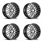 19 SAVINI BM13 MACHINED CONCAVE WHEELS RIMS FITS LEXUS LS430