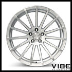 20 ACE DEVOTION SILVER CONCAVE WHEELS RIMS FITS TESLA MODEL S
