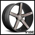 20 NICHE MILAN MACHINED CONCAVE WHEELS RIMS FITS LEXUS SC430