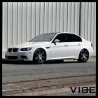 20 CONCEPT ONE CSM7 GUNMETAL STAGGERED CONCAVE WHEELS RIMS FITS ACURA TSX