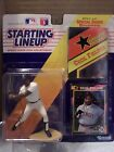 1992 STARTING LINEUP CECIL FIELDER, Includes Super Star Poster From Kenner
