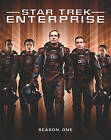Star Trek Enterprise The Complete First Season Blu ray Disc 2013 6 Disc