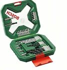 Bosch 2607010608 X-Line Classic Drill and Screwdriver Bit Set 34 Pieces