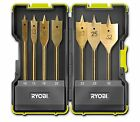 Ryobi RAK07SB Spade Bit Set 7 Piece - SAME DAY DISPATCH