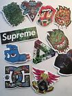 11 Retro Vinyl PVC Stickers Decal  Waterproof Laptop Skateboard trippy