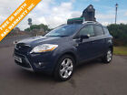 Ford Kuga 20TDCi  140ps  2011 Titanium Grey FSH car finance available