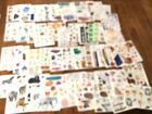 Creative Memories Block Sticker sheets your choice Holidays animals++
