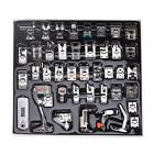 42Pcs Sewing Machine Presser Foot For Brother Babylock Singer Janome Toyota