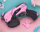 Overwatch D.Va DVA Multi-function Cosplay power bank  Prop Gun Toy Chritsmas