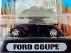 MUSCLE MACHINES JESSE JAMES 1936 FORD COUPE 164 NIP