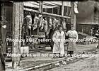 Vintage Old Early 1900s Opossum Butcher Salesman Odd Weird Photo Picture Image