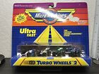 Micro Machines 1988 Turbo Wheels Collection 2 Galoob NIP RARE