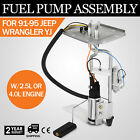 1991 1992 1993 1994 1995 Jeep Wrangler YJ Sending Unit Fuel Pump 20 Gallon