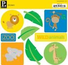 Pebbles Inc ZOO Stickers