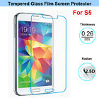 9H Premium Real Tempered Glass Screen Film Protector Cover For Samsung Apple