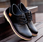 NEW European style leather Shoes Mens oxfords Casual Dress Shoes