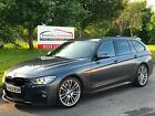 2013 BMW 3 SERIES 330D BLUEPERFORMANCE M SPORT TOURING AUTO  VERY HIGH SPEC