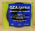 CD promo Beneath The Surface GZA Killah Preist Wu-Tang