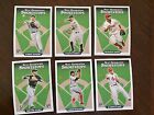 2016 Topps Now MLB Throwback Thursday TBT Shortstops Set Seager Story Diaz RC