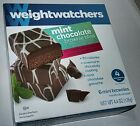 WEIGHT WATCHERS mint chocolate BROWNIE BLISS 6 count mini brownies 44OZ 1 BOX