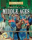 NEW Timeline of the Middle Ages History Highlights Gareth Stevens Library