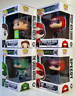 FUNKO POP The Green Arrow Speedy & Malcolm Merlyn Exclusive Pop! Television