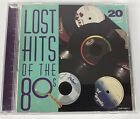 Lost Hits Of The 80s CD, The Truth, Marillion, Industry, Martha Davis, Red Rider