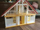 Vintage Barbie House. 1979 Who Wouldn't Love To Live In This Home.