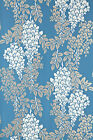 Farrow and Ball Wisteria Richly pigment Painted Wallpaper Double Rolls bp 2218