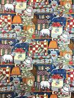 1995 Susan Winget Quilt Country #2330 Fabric Traditions 2.75 Yards 44