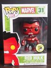 Funko POP! SDCC 2013 Exclusive Metallic Red Hulk 480 pcs