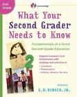 What Your Second Grader Needs to Know Fundamentals of a Good Second G ExLibrary