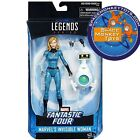 Marvel Legends 6in INVISIBLE WOMAN 2017 Exclusive SEALED Civil War walgreens