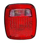 For 1991-2006 Jeep Wrangler Tail Light Taillamp Driver Side