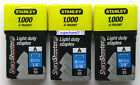 3000 Stanley A Type 53 Staples 6mm 8mm 10mm ST10 TR35 TR40 TR45 TR55 TR75 TR120