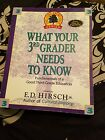 What Your 3rd Grader Needs to Know Fundamentals of a Good Third Grade