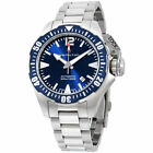 Hamilton H77705145 Men's Blue Dial Automatic Frogman Stainless Steel Watch