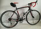 fuji carbon road bike medium 54cm fulcrum wheels
