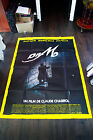 DOCTOR M Claude Chabrol 4x6 ft Vintage French Grande Movie Poster Original 1990